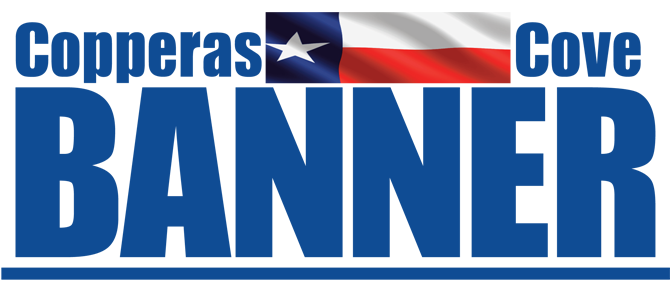 Copperas Cove Banner Logo