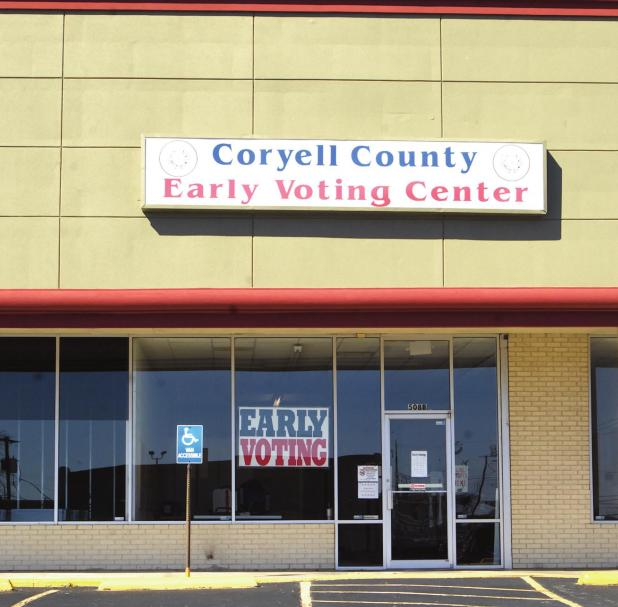 Early voting for runoff elections begins Monday