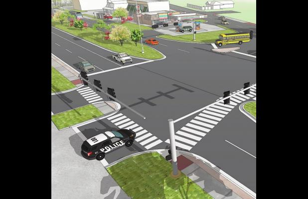 Business 190 project to begin contruction in 2 weeks