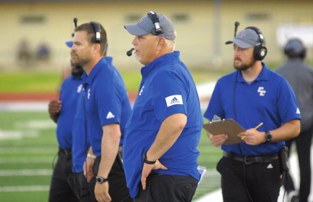 Alvarez takes head coaching job in Cuero