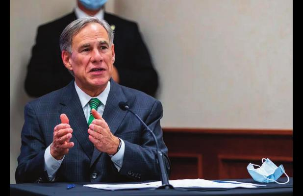 Gov. Greg Abbott orders Texans in most counties to wear masks in public