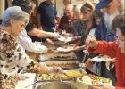 VFW serves Thanksgiving dinner to members, public